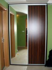 vestavba v chodbě