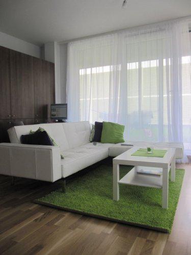 Naše..... - nový koberec - letní verze bytu