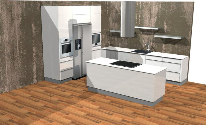 Kitchen - bez baru