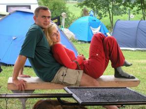 My dva - Ota a já (Ohře 2006)