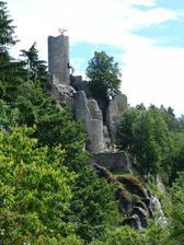 Pravá princezna se přeci musí vdávat na hradě :-) A tohle je ten náš, kde se to všechno odehraje...