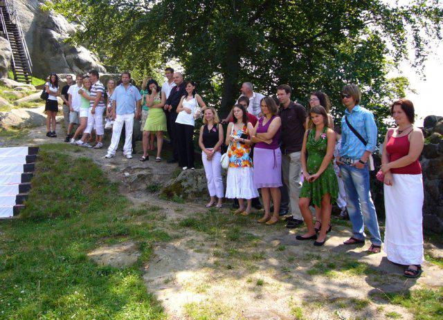 ♥ Jitka Kršková{{_AND_}}Martin Růžička ♥ - Lidičky, jenž nás potěšily svou návštěvou... Děkujeme!