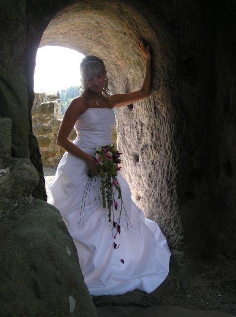 ♥ Jitka Kršková{{_AND_}}Martin Růžička ♥ - nevěsta :-)