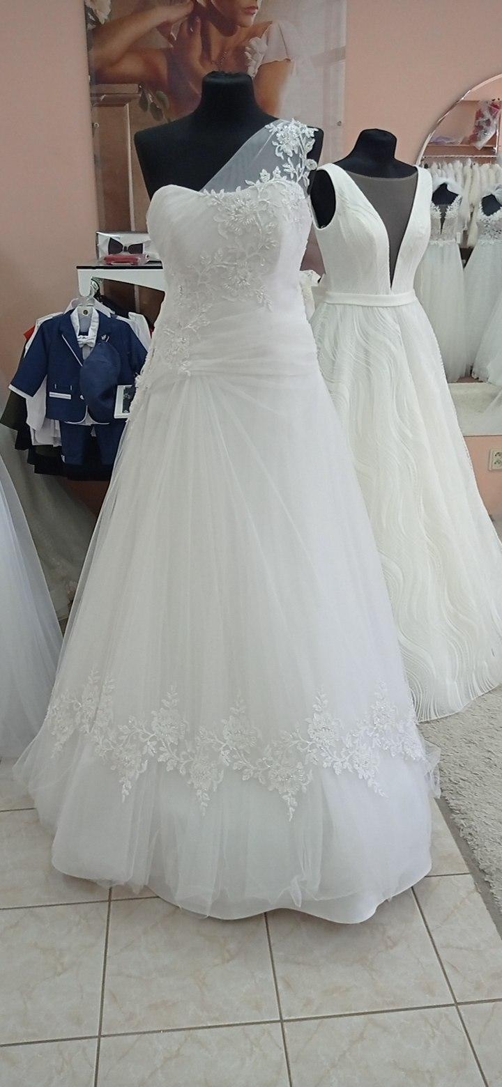 svadobné šaty vypredaj - Obrázok č. 1