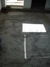 zakladny beton naliaty....