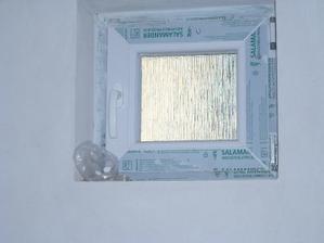 Nove okienko v spajzicke