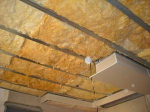 Izolacia stropu