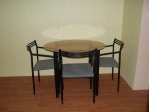 takto vyzerala naša jedáleň