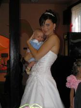 Téměř dvouměsíční synoveček Daneček