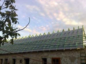 a mame novy krov