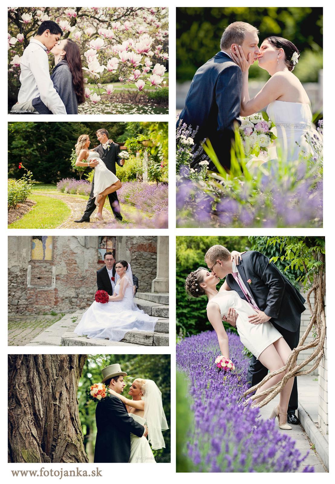 V botanickej zahrade fotim... - Obrázok č. 1