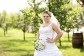 lahucke svadobne saty , 40
