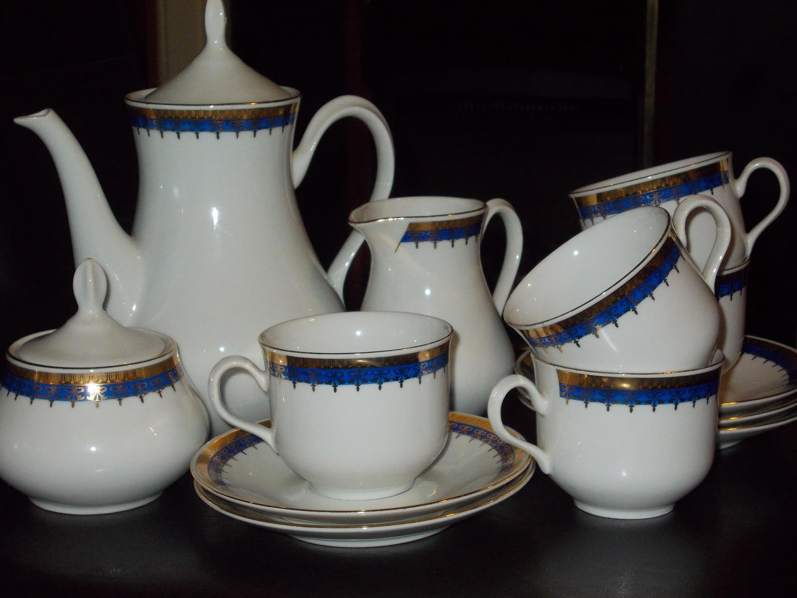 Porcelan na kavicku CSSR - Obrázok č. 1