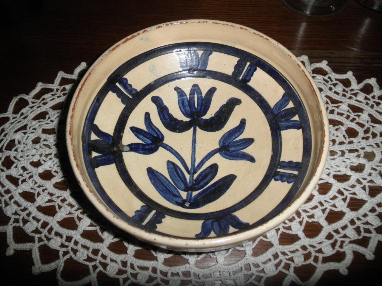 90 rocny tanier na stenu - Obrázok č. 1
