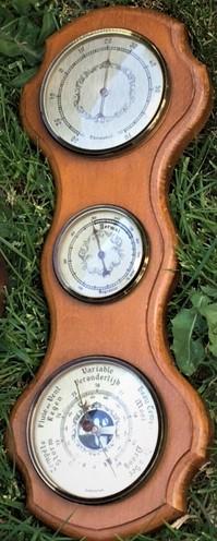 Barometer-meteostanica - Obrázok č. 1