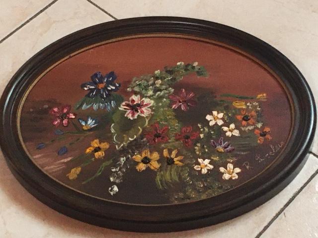 Malovany obrazok dlzka 27 cm - Obrázok č. 1