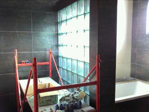 ešte sprchový panel a bude eňoňuňo