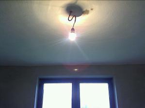 a bolo svetlo!