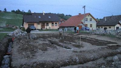 príprava na ranné betónovanie