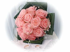 kvety by som chcela určite ruže
