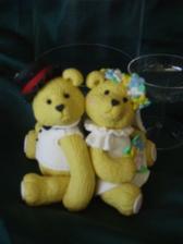 možná budou na dortu. Jsou moc krásné a roztomilé. Všechny jsou v Anglii a nějakou si vybereme a doveze kámoška