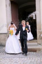 rýže a novomanželé Chodníčkovi