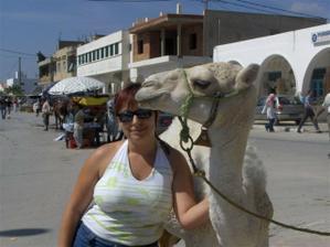 dovolená Tunis 2006