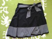 """čierno-sivá """"promod"""" sukňa , 38"""