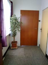 1.9.2010 - Protihlukové dveře k oddělení bytů