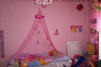 pokoj neteře Verunky