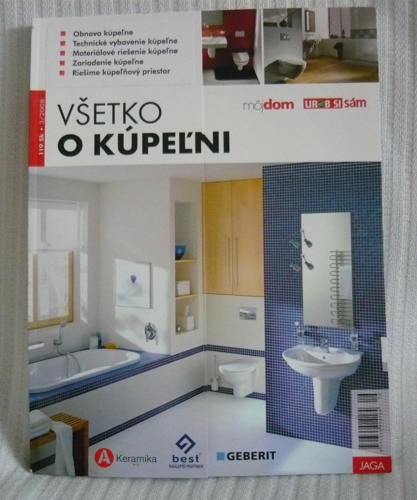 Všetko o kúpeľni - Obrázok č. 2