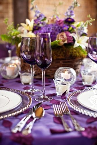 Purple Wedding Dreams..:o) - Romanticke:)