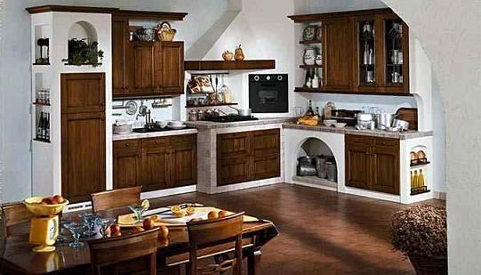 Zděné kuchyně - Obrázek č. 23