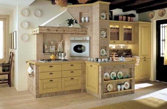 Zděné kuchyně - Obrázek č. 4
