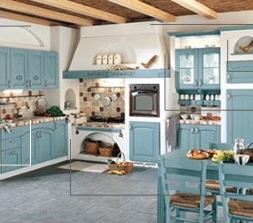 Zděné kuchyně - Obrázek č. 16