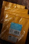 Žloutkově žluté ubrousky 4x20ks,
