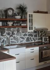 minimalisticka vianocna vyzdoba kuchyne