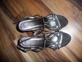 sandalky s kamienkami, 38