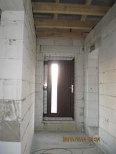 Naše milované vchodové dveře
