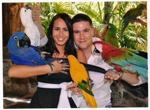 Palmitos Park - vřele doporučujeme navštívit, pokud máte cestu na ostrov.