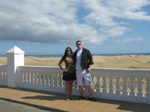 Dunas de Maspalomas - nádherné písečné duny.