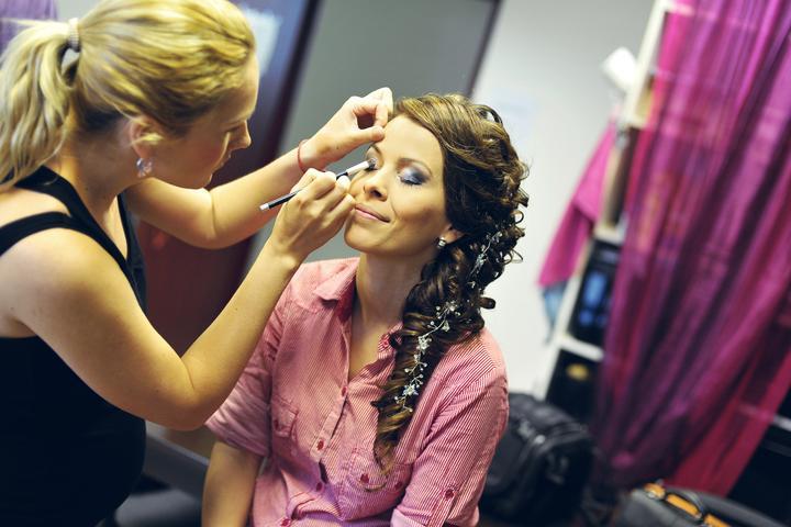 Lucka{{_AND_}}Libko - perfektný make-up od Lydky Mýtnikovej - top vizážistka :)