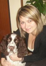 a to jsem ja s nasim psim milackem