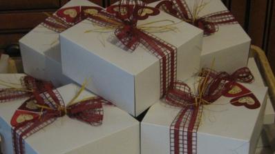 a takhle vypadaly krabicky na vysluzku