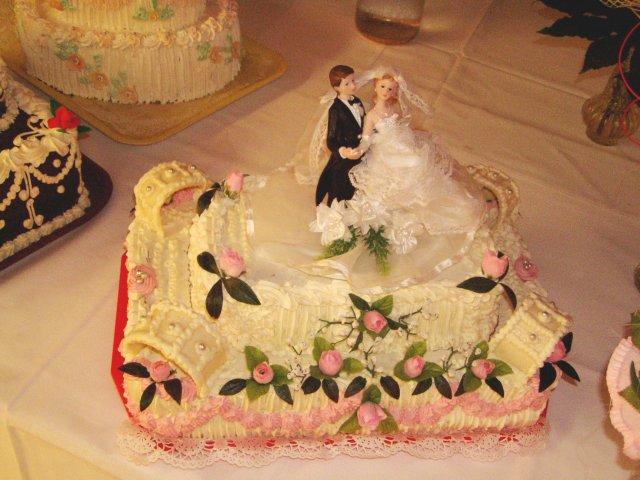 Ivana{{_AND_}}Martin - torta