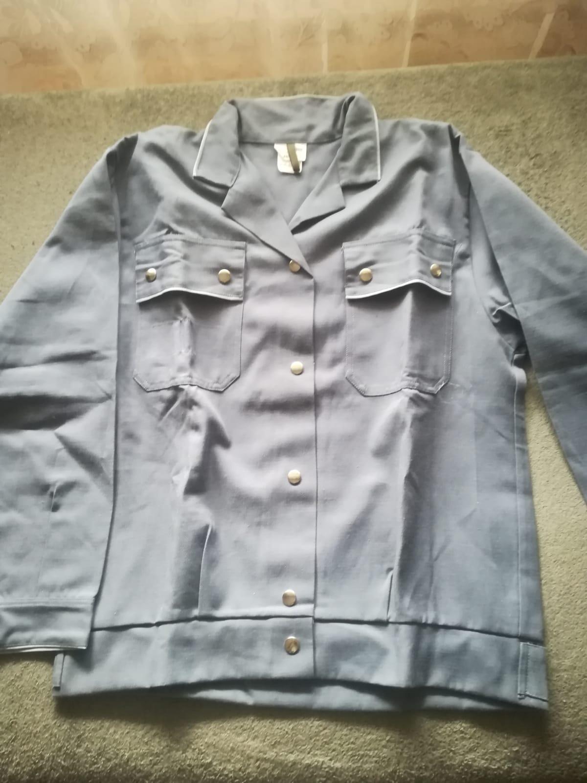 Monterková bunda - Obrázok č. 1