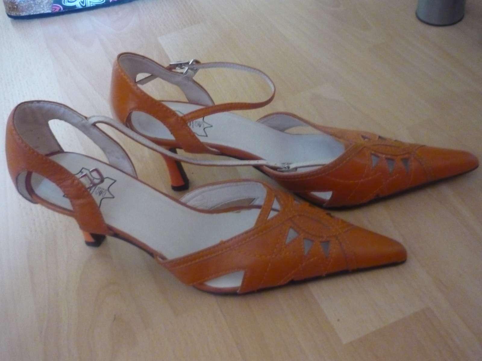 Kožené pohodlné topánočky - Obrázok č. 1