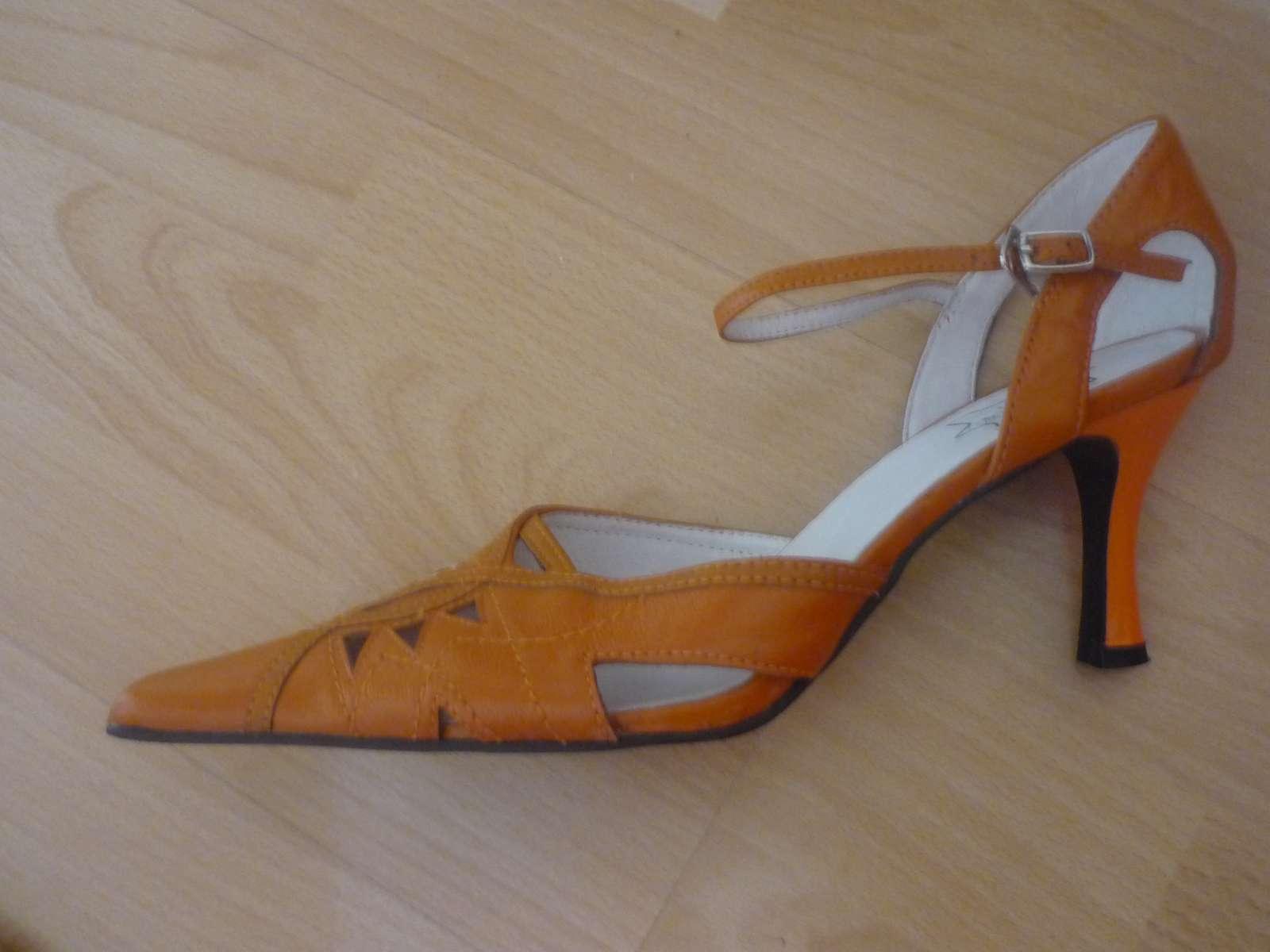 Kožené pohodlné topánočky - Obrázok č. 2
