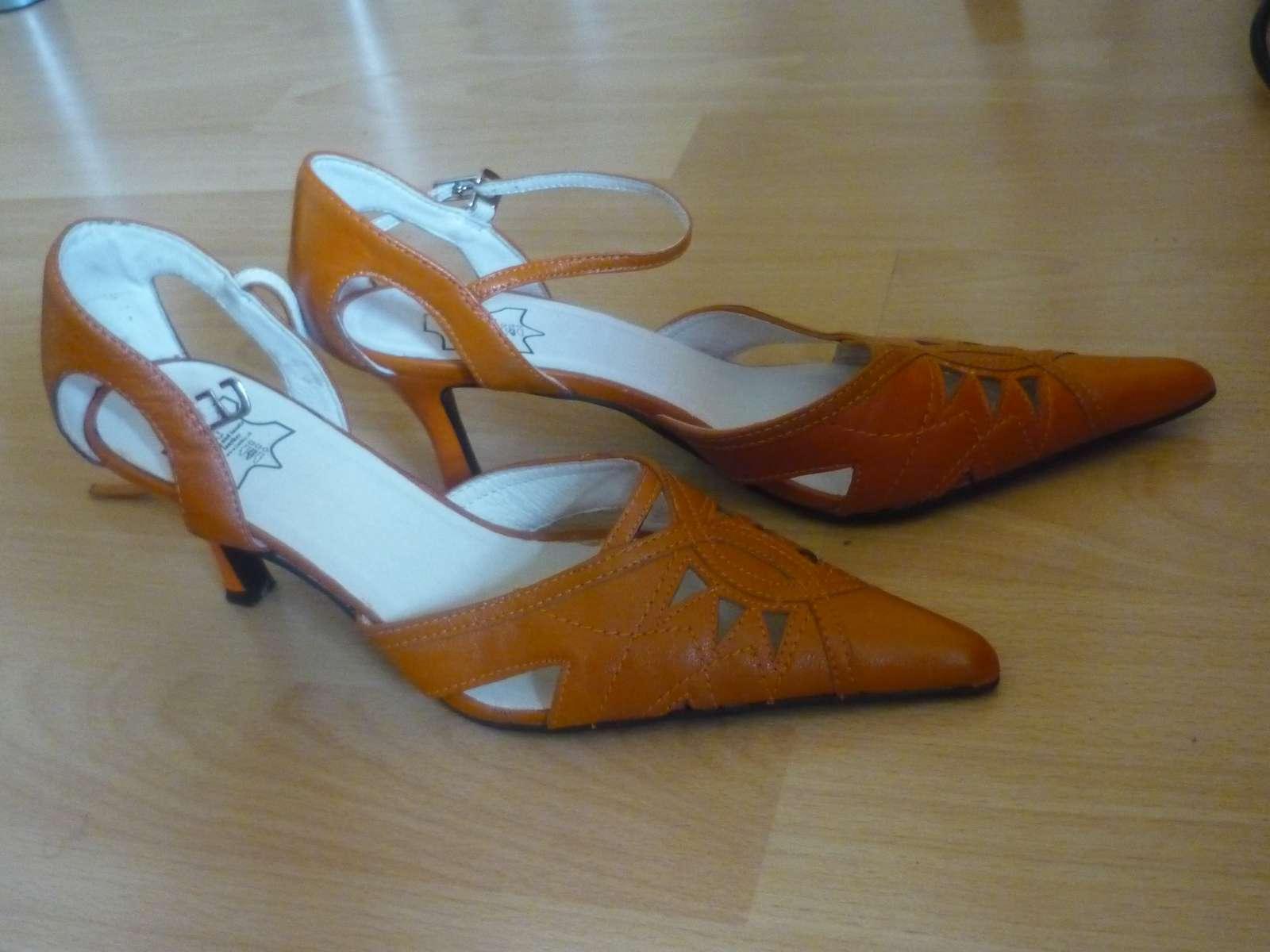 Kožené pohodlné topánočky - Obrázok č. 4