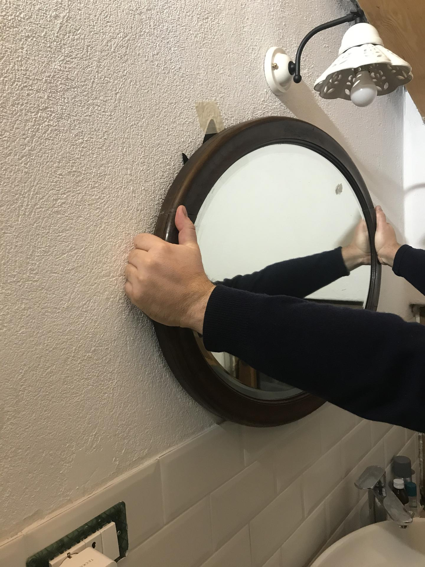 Horsky domcurik - Skuska 100 rocneho zrkalda- nepresvedcilo nas a vratilo sa do antikvariatu